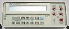 HP/AGILENT 3468A/BAT.OPT. MULTIMETER, 5.5 DIGITS, BATTERY OPTION